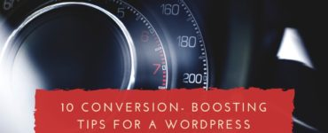 Increase Conversion Rate - WordPress