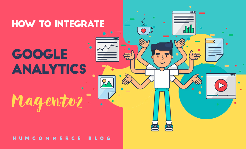 How to integrate Google Analytics with Magento 2