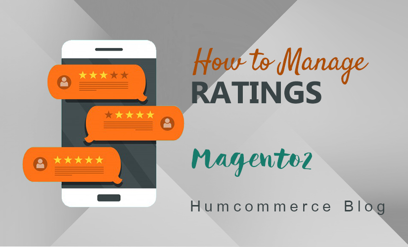 How to manage ratings in Magento 2