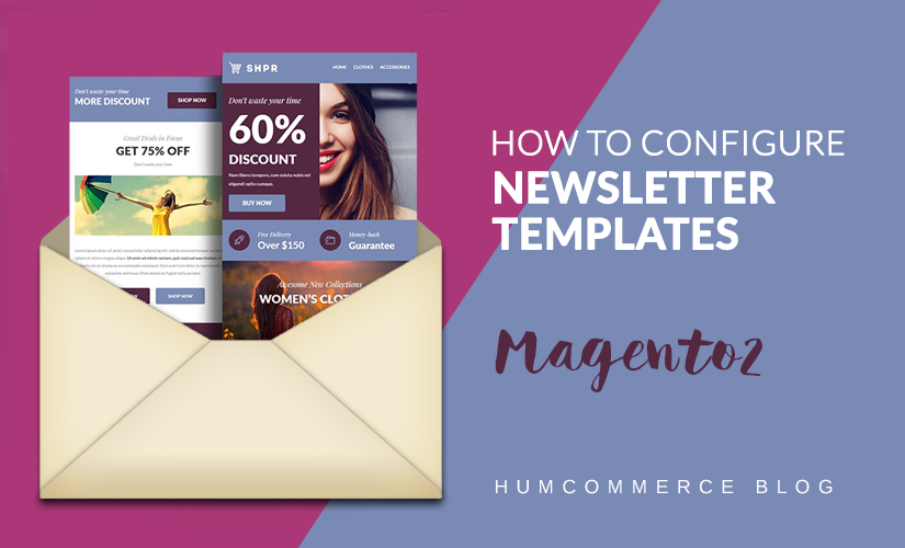 How To Configure Newsletter Templates In Magento   Humcommerce