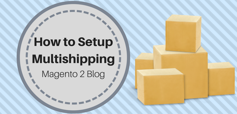 How to Setup Multishipping
