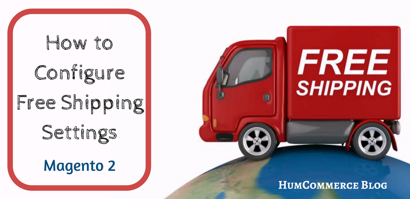 How to Configure Free Shipping Settings