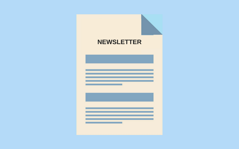 Newsletter Sign up Conversion Rate