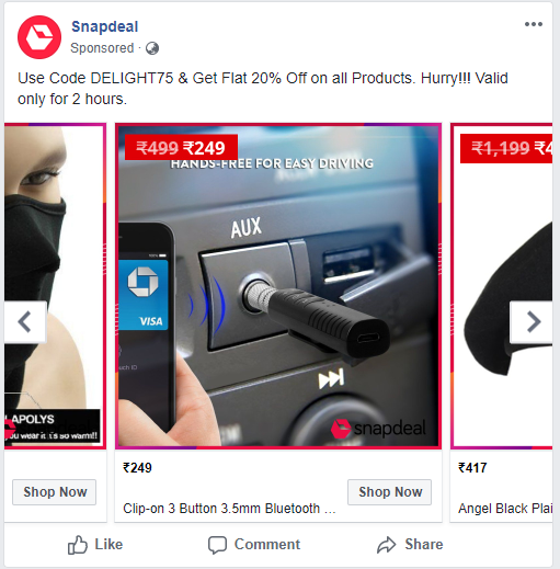 scarcity-snapdeal